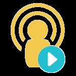 podcast animé